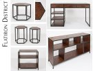 "Flatiron District 60"" Bookcase Product Image"