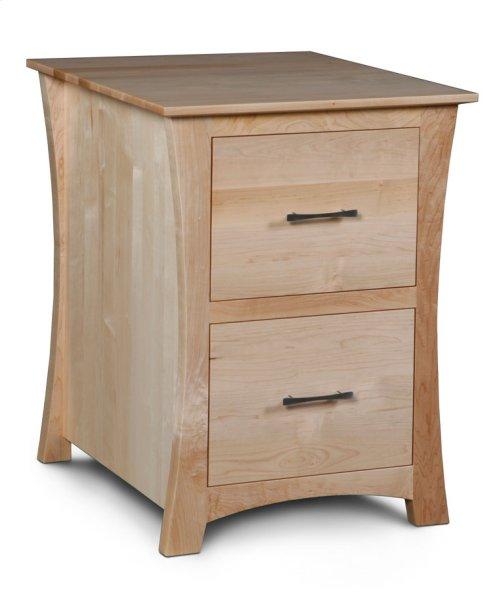 Loft File Cabinet, Loft File Cabinet, 3-Drawer