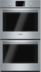 """500 Series 30"""" Double Wall Oven, HBL5551UC, Stainless Steel Product Image"""