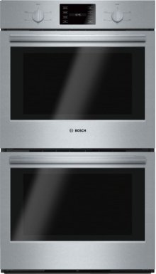 "500 Series 30"" Double Wall Oven, HBL5551UC, Stainless Steel"