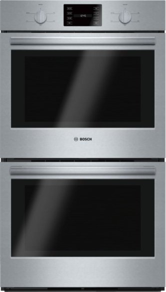 "30"" Double Wall Oven, HBL5551UC, Stainless Steel"