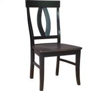 Verona Chair Coal / Black