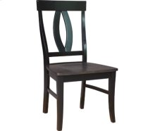 Verona Chair Coal / Black