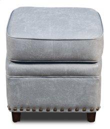 Papa's Footstool, Light Grey