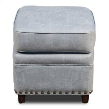 Papa's Footstool, Light Grey