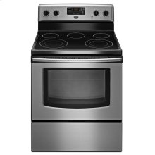 5.3 cu. ft. Capacity Electric Range with Two Dual-Choice Elements