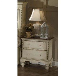 Hillsdale FurnitureWilshire Nightstand Antique White