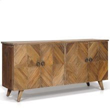 Argyle Buffet/Sideboard with 4 Parquet Door Fronts