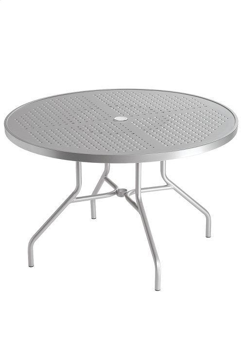 "Boulevard 42"" Round Dining Umbrella Table"