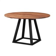 """Tri-mesa 48"""" Round Dining Table"""