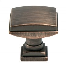 Tailored Traditional Verona Bronze Knob