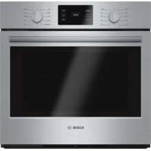 500 Series built-in oven 30'' Stainless steel HBL5451UC