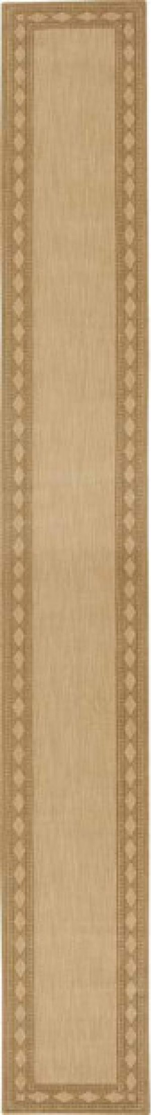Hard To Find Sizes Grand Velvet Pt99 Beige Rectangle Rug 3' X 24'