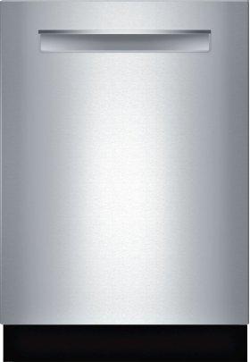 "500 Series 24"" Pocket Handle Dishwasher SHP865WF5N Stainless steel"