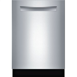 Bosch800 Series Dishwasher 24'' Stainless steel SHPM78Z55N