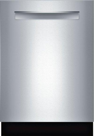 500 DLX Pckt Hndl, 5/5 cycles, 44 dBA, Flex 3rd Rck, UR glide, InfoLight - SS Product Image