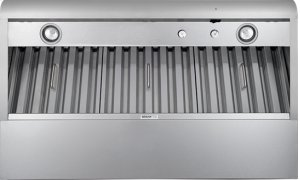 "36"" 600 CFM Internal Blower Stainless Steel Range Hood"