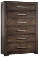 Roslyn County Six-Drawer Chest Product Image