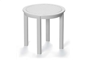 """21"""" Round Deluxe End Table"""