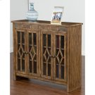 Coventry Bookcase W/4 Doors & Shelves Product Image