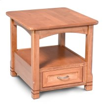 West Lake 1-Drawer End Table