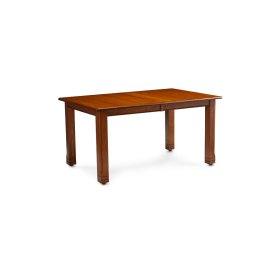 West Lake Leg Table, Solid Top