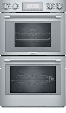 30-Inch Professional Double Steam Oven PODS302W