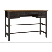 """42"""" High Desk w/ 5 Drawer Product Image"""
