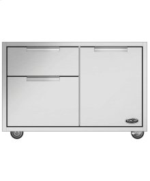 "36"" Cad Grill Cart, Series 7"