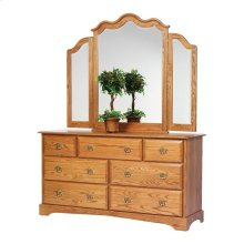 "Sierra Classic 65"" Dresser"