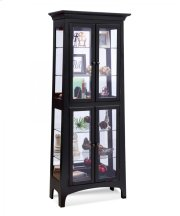 12557 LANCASTER I CURIO CABINET Product Image