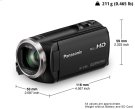 HC-V180 4K/HD Camcorders Product Image