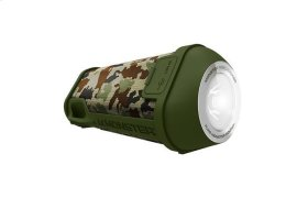 Monster® Firecracker High Definition Bluetooth Speaker - Camo