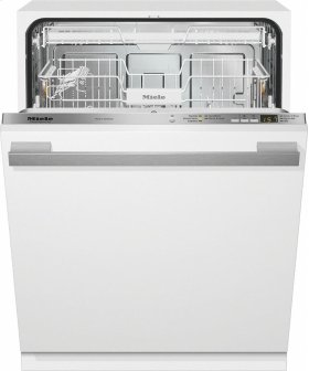 G 4976 SCVi AM Fully-integrated, full-size dishwasher with hidden control panel, cutlery tray and custom panel and handle ready