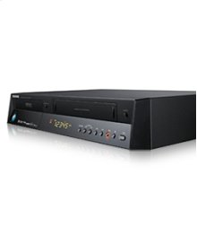 DVD/VCR combined recorder