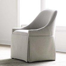 B MODERN-Aris Barrel Dining Chair