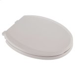 American StandardEasy Lift and Clean Round Front Toilet Seat - White