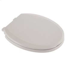Easy Lift and Clean Round Front Toilet Seat - White