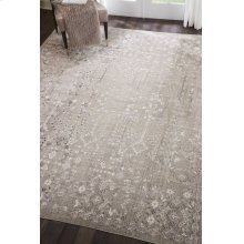 Silver Screen Ki343 Latte Rectangle Rug 8' X 10'