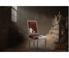Cowgirl Hide Chair Product Image