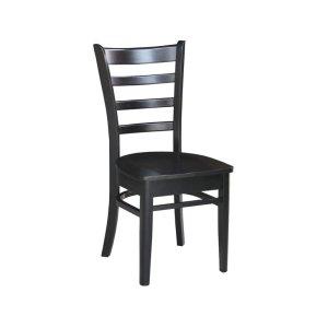JOHN THOMAS FURNITUREEmily Chair in Black