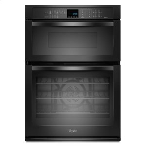 Gold(R) 5.0 cu. ft. Combination Microwave Wall Oven with True Convection Cooking - BLACK