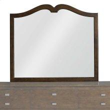 Cloud Grey Mirror