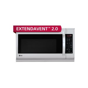 LG Appliances2.2 cu. ft. Over-the-Range Microwave Oven with EasyClean(R)
