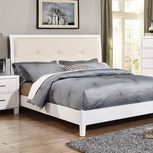 Queen-Size Enrico I Bed