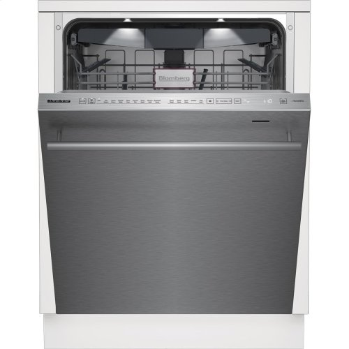 """24"""" Tall Tub dishwasher 9 cycles top control 3rd rack stainless self clean 39dBA"""
