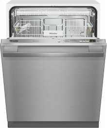 G 4977 SCVi SF AM Fully-integrated, full-size dishwasher with hidden control panel, cutlery tray and CleanTouch Steel panel
