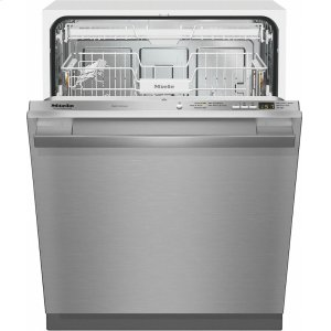 Miele G 4977 Scvi Sf Am Fully-Integrated, Full-Size Dishwasher With Hidden Control Panel, Cutlery Tray And Cleantouch Steel Panel