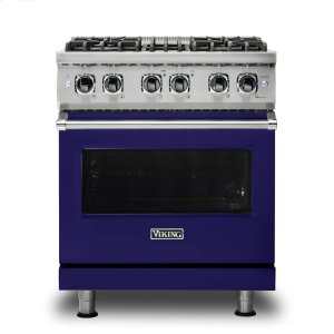 "Viking30"" Dual Fuel Range - VDR530 Viking 5 Series"
