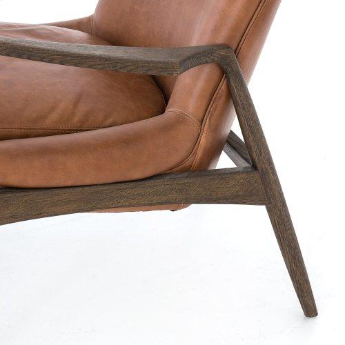 Brandy Cover Braden Leather Chair